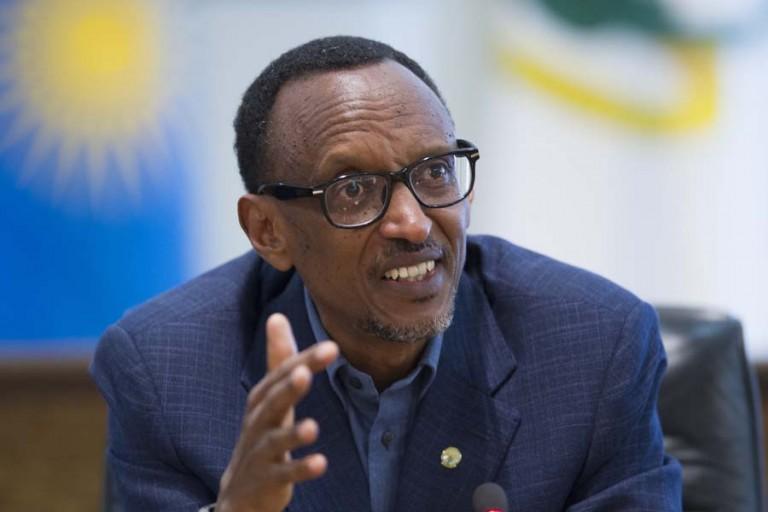 Paul Kagamé au sommet de l'UA