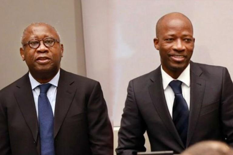 Laurent Gbagbo et Blé Goudé acquittés