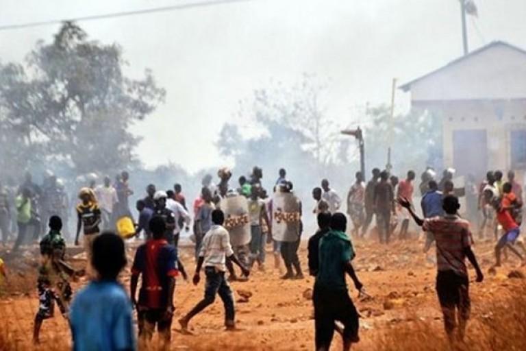 Risque de conflits intercommunautaires à l'ouest