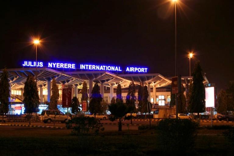 reconnaissance faciale dans les aéroports internationaux en Tanzanie