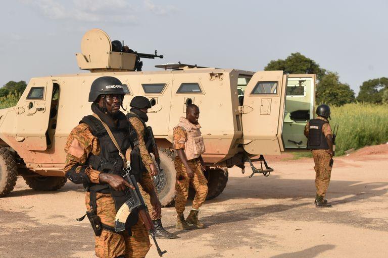 Lutte contre le terrorisme au Burkina