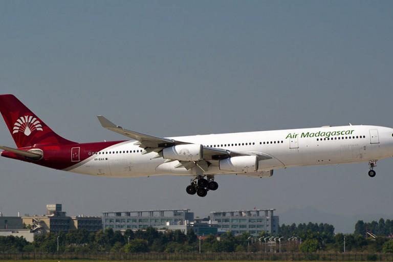 Air Madagascar , A340