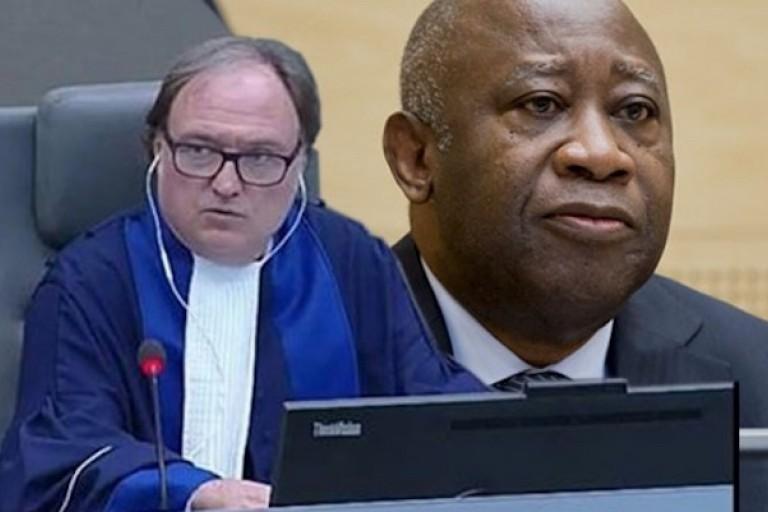 Cuno Tarfusser évoque le procès Gbagbo