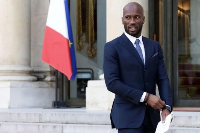 Didier Drogba est un Ivoirien influent