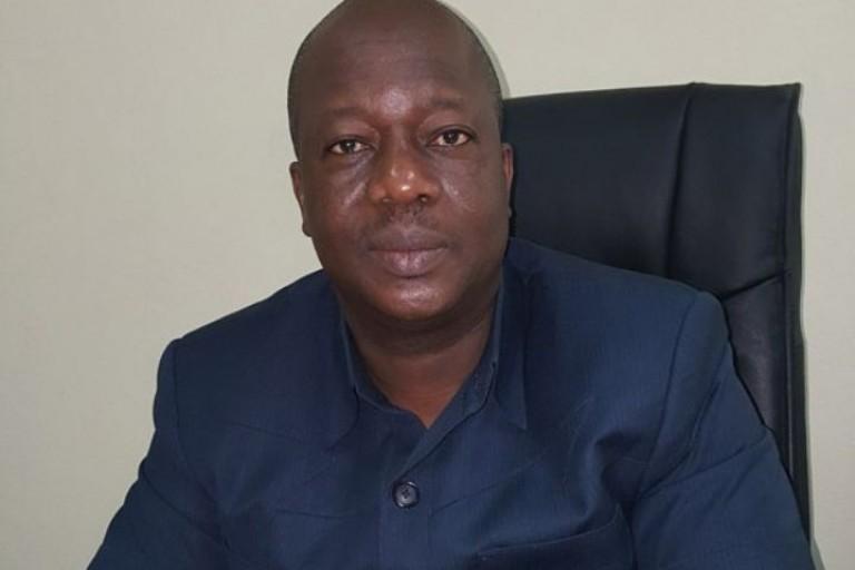 Ouattara Dramane, conseiller de la mairie du Plateau