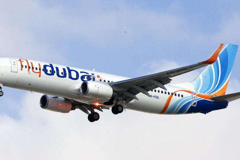 FlyDubai  La ligne sera opérée en B737-800