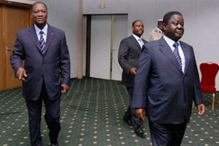 Le PDCI-RDA et le RHDP de Ouattara ont rendez-vous devant la Cour d'appel pour l'affaire du logo du PDCI-RDA