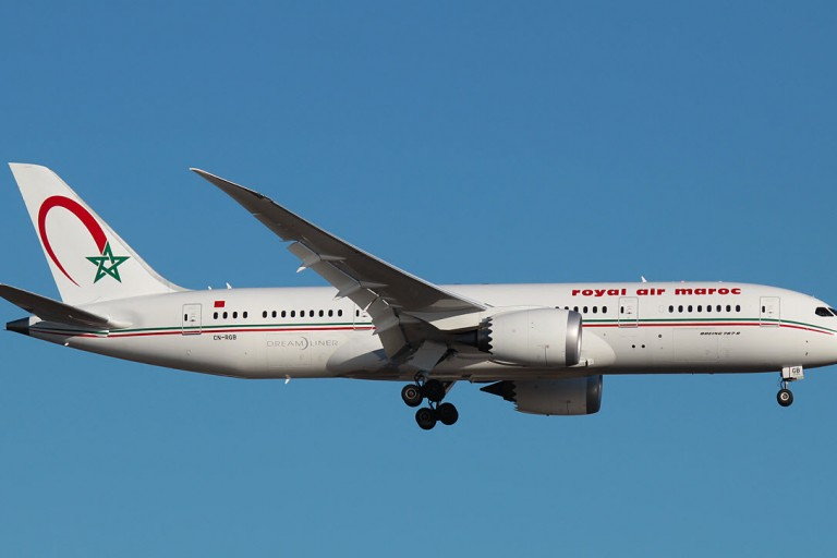 Royal Air Maroc , Boeing B788