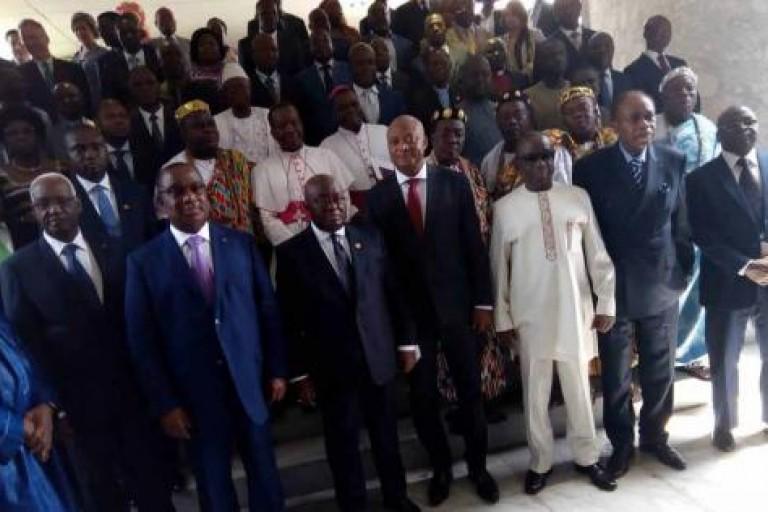 27e dialogue politique togolais