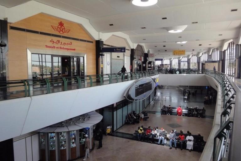 Aéroport international de Casablanca ,premier aéroport du continent en 2017