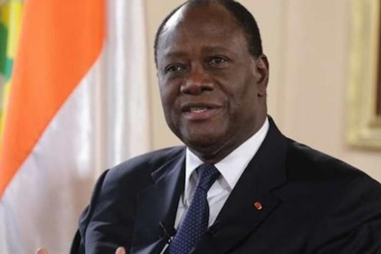 Alassane Ouattara vend la Côte d'Ivoire à Berlin
