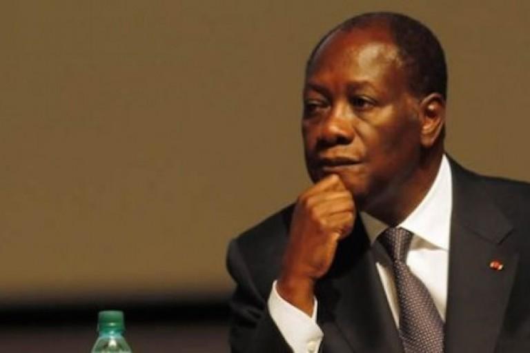 Alassane Ouattara épinglé par l'ANRMP