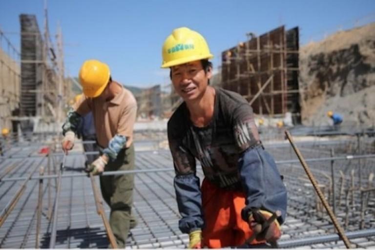 Construction de villes intelligentes en Chine