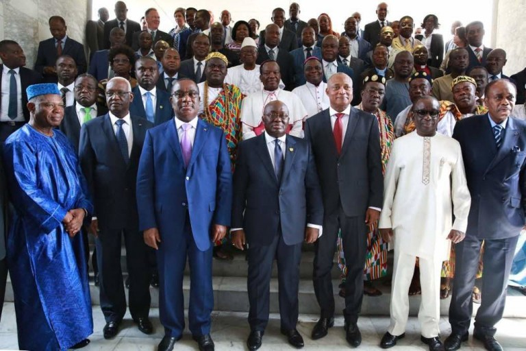 Dialogue politique au Togo