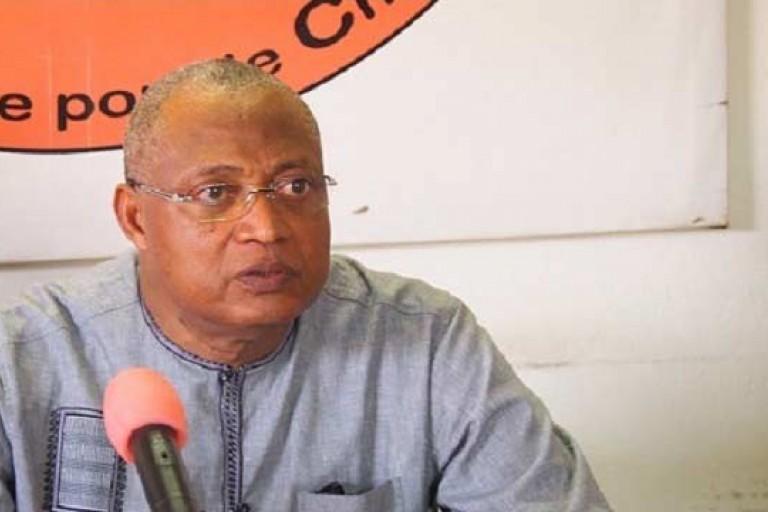 Jean-Pierre Fabre et l'opposition contre toute candidature de Faure Gnassingbé en 2020