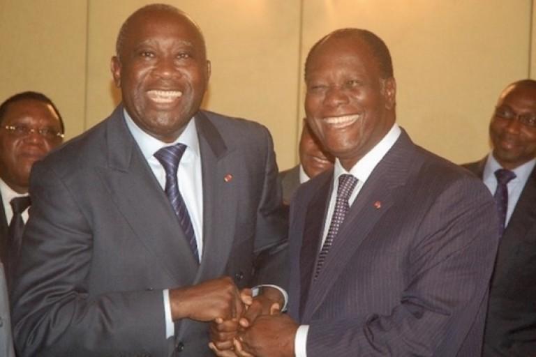 Le parti de Gbagbo prêt à discuter avec le Rdr