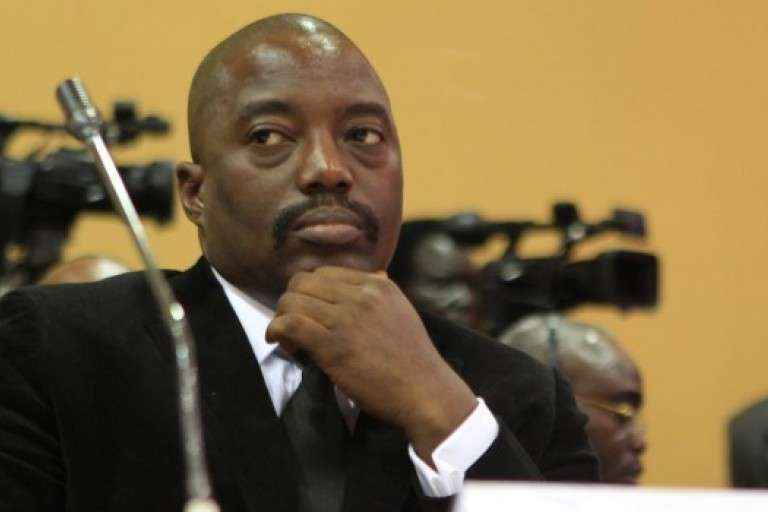 Joseph Kabila veut sortir par la grande porte