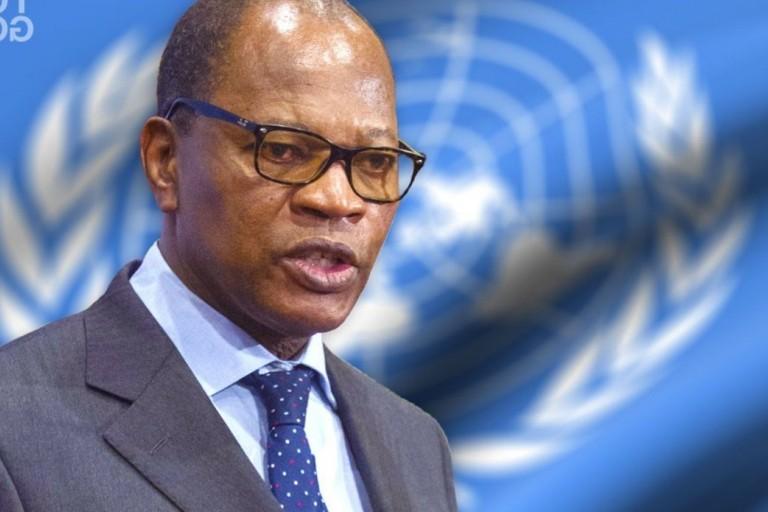 ONU : Mohamed Ibn Chambas Représentant spécial du secrétaire général des Nations Unies