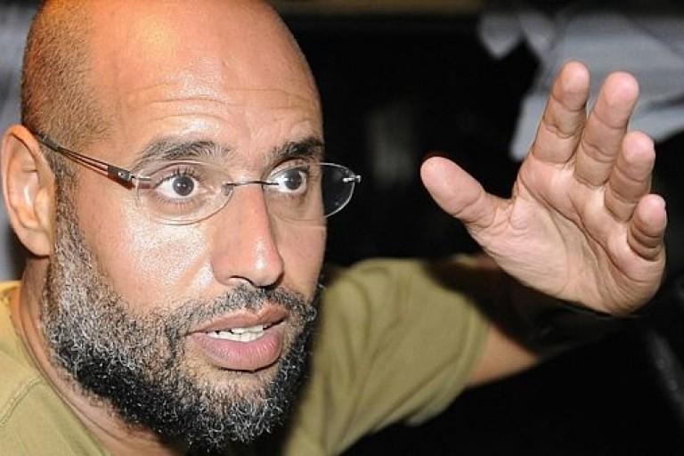 Saïf Al islam Kadhafi confirme les faits contre Sarkozy