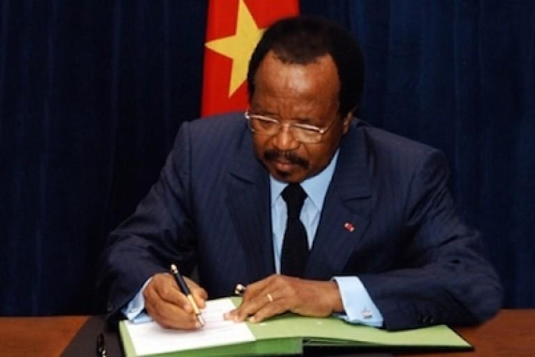 Paul Biya veut reporter les élections locales