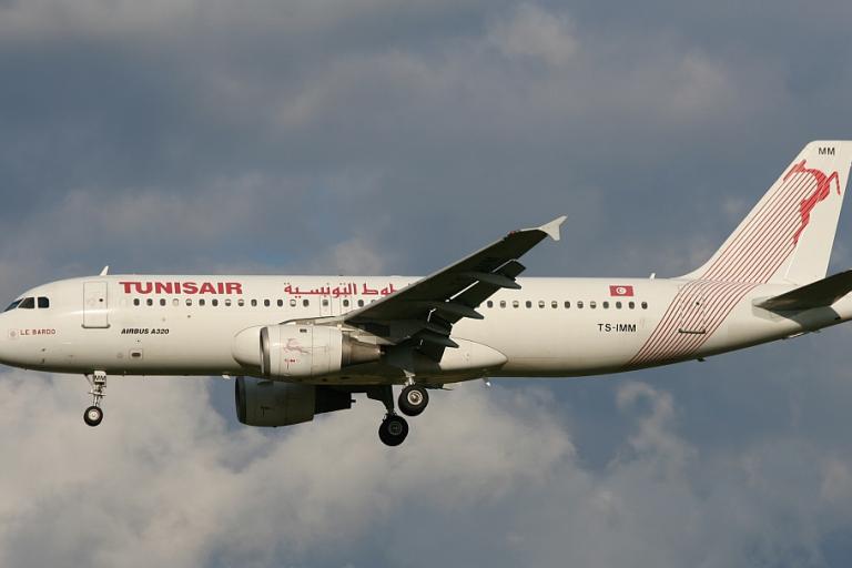 Tunisair: +9.5%, hausse du trafic passagers au mois de février