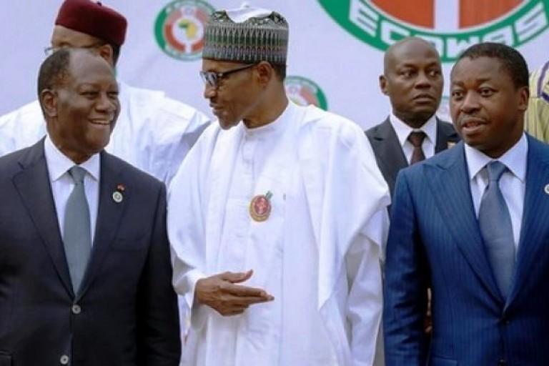 Le Sommet de la CEDEAO se tient à Lomé