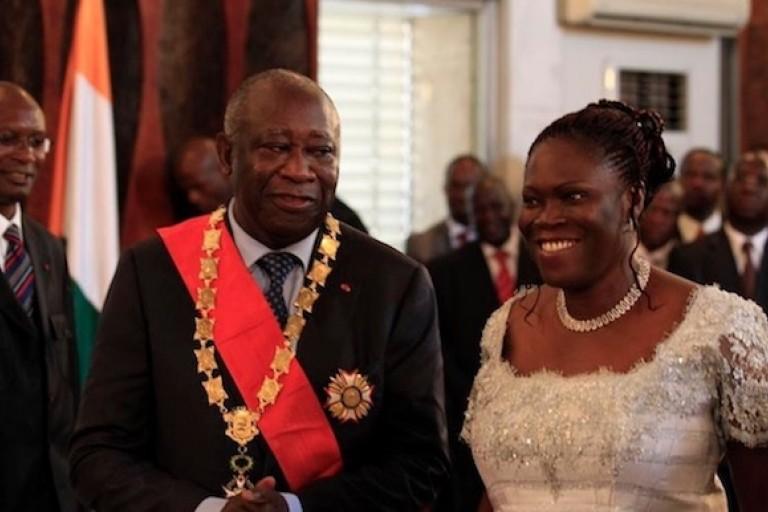 Laurent Gbagbo veut divorcer avec Simone Ehivet Gbagbo