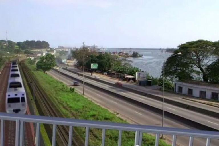Les pluies menacent le projet du train urbain