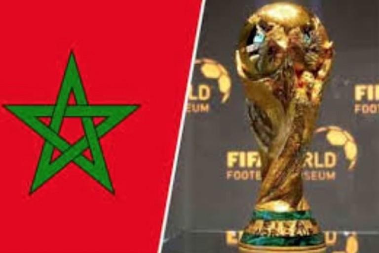 Le Maroc, candidat à l'organisation du Mondial 2026