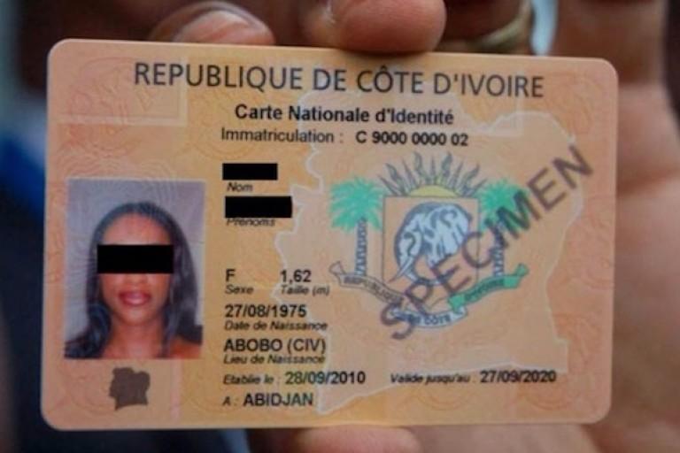 La nationalité ivoirienne fait l'objet de fraude massive,