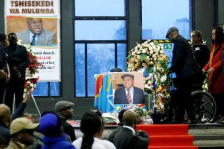 Etienne Tshisekedi va enfin reposer en RDC