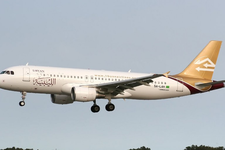 Libye , libyan airlines