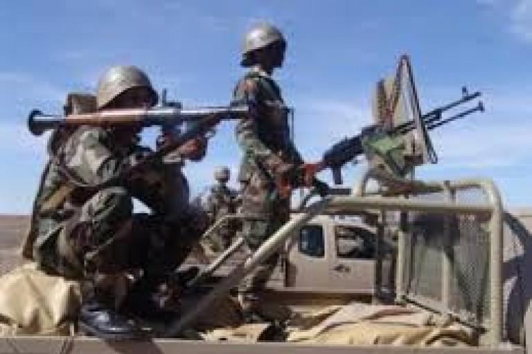 Échange de tirs entre l'armée malienne et des terroristes à Boni (Mopti)