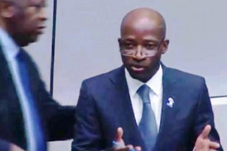 Charles Blé Goudé veut parler, Bensouda s'oppose