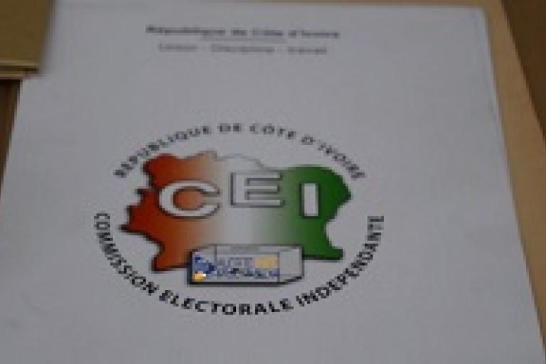 La CEI annonce que la liste électorale sera publiée le
