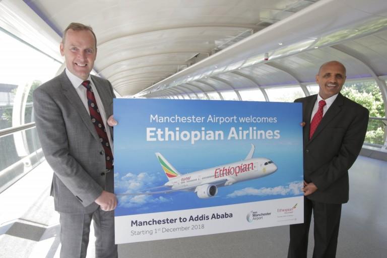 Ethiopian Airlines: Tewolde Gebremariam et Andrew Cowan