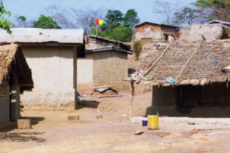 nvasion d'un village ivoirien à la frontière ivoiro-guinéenne
