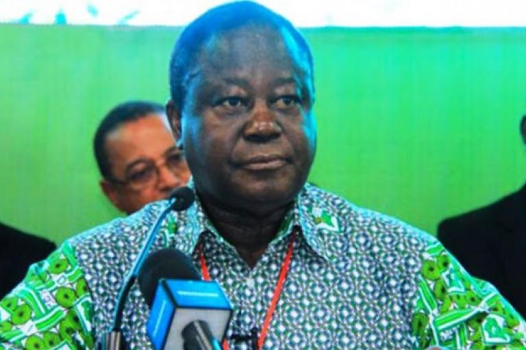 Henri Konan Bédié remanie le secrétariat exécutif du PDCI