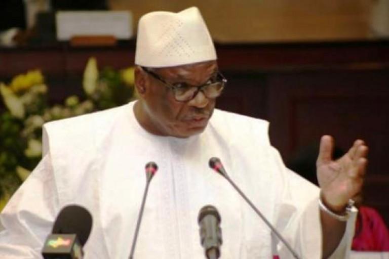 IBK officiellement candidat à la présidentielle malienne