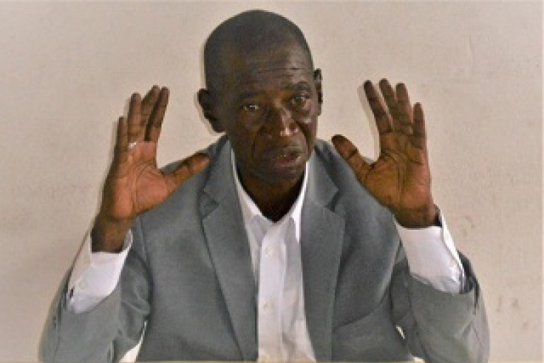 Oumar Camara, SG du Synepplaci annonce une grève