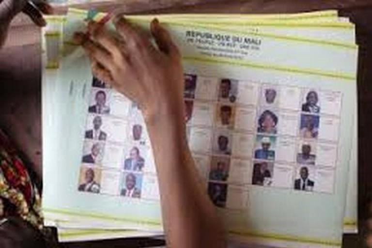 Présidentielle au Mali