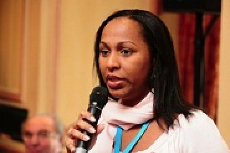 Yasmina Ouegnin se réjouit pour Gbagbo et Blé Goudé