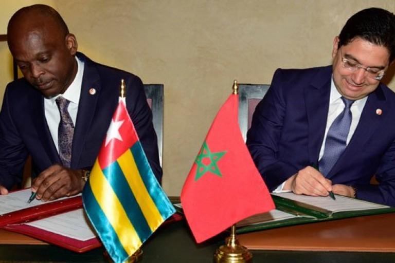 Le Togo et le Maroc ont convenu  ce mercredi à Marrakech au Maroc de  l'exemption des visas pour les détenteurs de passeports diplomatiques