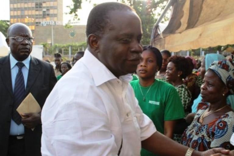 Akossi Benjo évoque la libération de Laurent Gbagbo