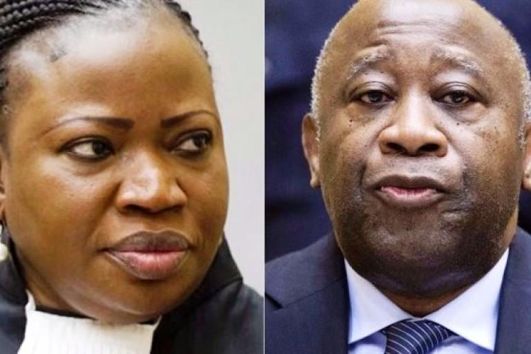 Fatou Bensouda fait reporter l'audience de Laurent Gbagbo