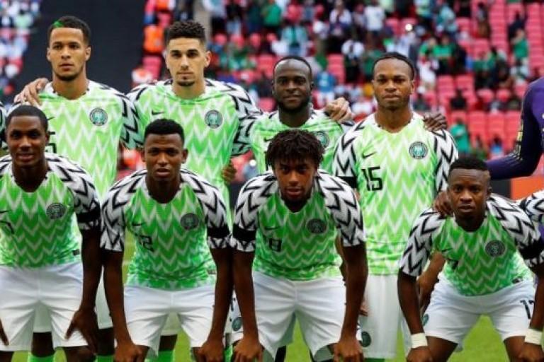Les Super Eagle du Nigeria battent l'Islande et se relance dans le Mondial 2018
