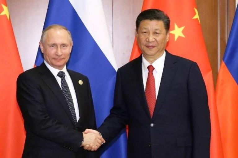 Vladimir Poutine et Xi Jinping, un partenariat solide
