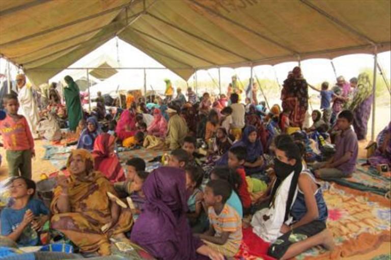Le Birkina compte de nombreux réfugiés sur son sol