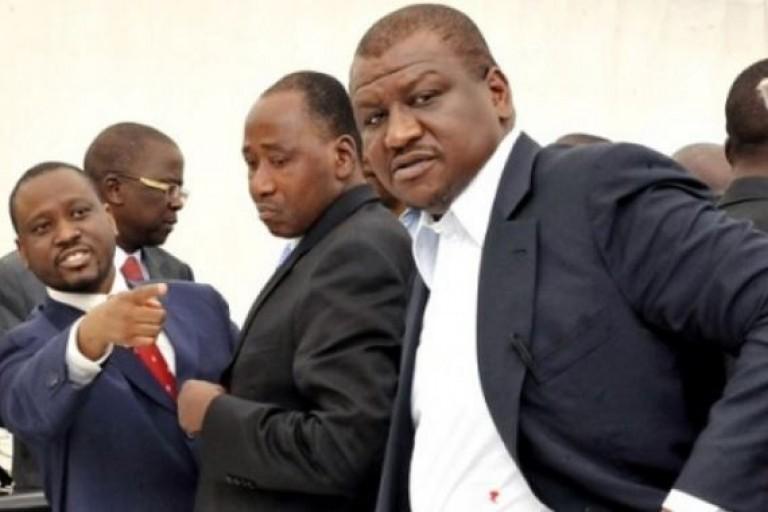 Ouattara veut ramner la paix entre Soro, Gon Coulibaly et Hamed Bakayoko