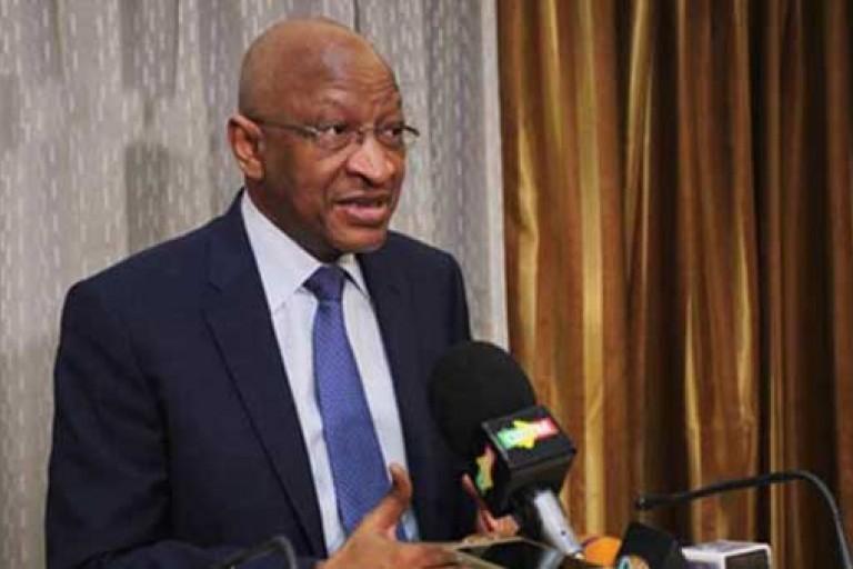 Maïga, premier ministre malien dément les tirs de balles rélles tirés par les forces de l'ordre